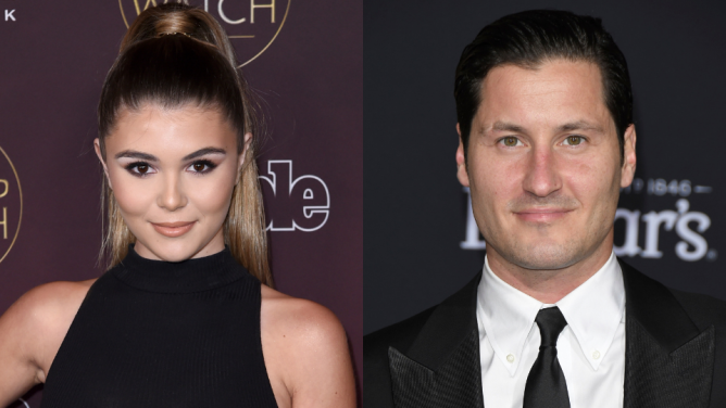 Olivia Jade Val Chmerkovskiy Brian Austin Green & His Girlfriend Are Partners on the New DWTS Season—Here Are Other Pairs