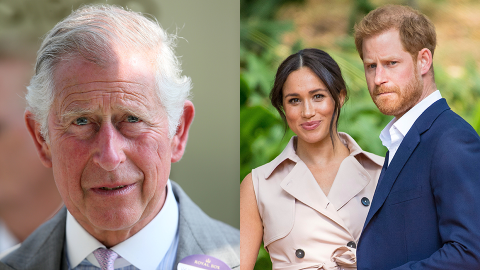 Prince Charles Is 'Incredibly Sad' He Still Hasn't Met Lilibet Amid His Tension With Harry | StyleCaster