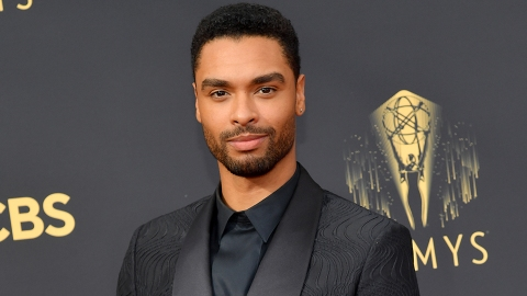 Regé-Jean Page's Emmys Look Will Make You *Burn* For Him Even More Than You Already Do | StyleCaster