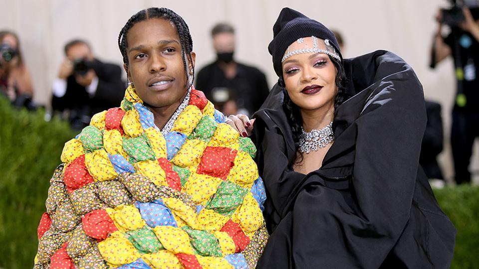 Rocky, A$AP Rocky Met Gala 2021