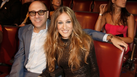 SJP Talked to 'SATC' Co-Star Willie Garson 'Almost Every Day' Before His Death   StyleCaster