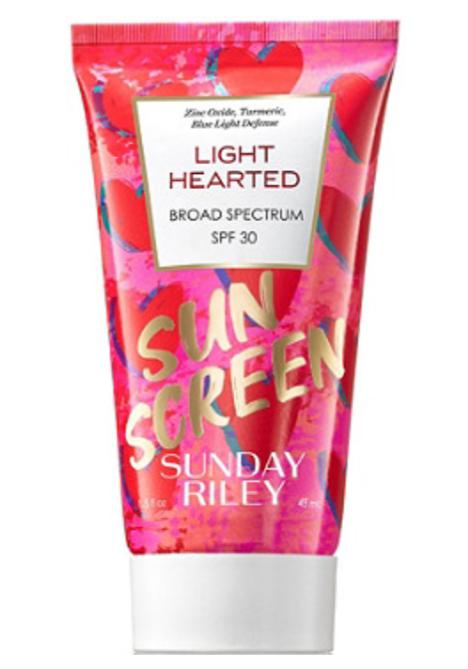 Sunday Riley Light Hearted Broad Spectrum SPF 30 Sunscreen