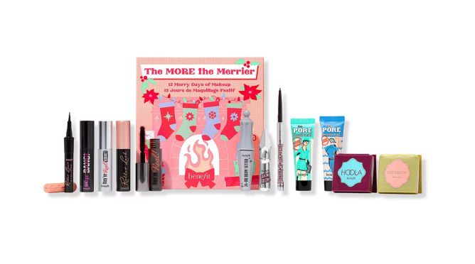 The MORE, The Merrier Beauty Holiday Advent Calendar Set