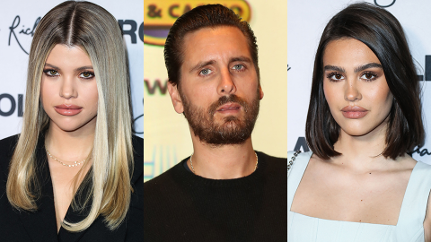 Sofia Richie Is 'Not Shocked' Scott Disick 'Messed Up' His Relationship With Amelia Hamlin | StyleCaster
