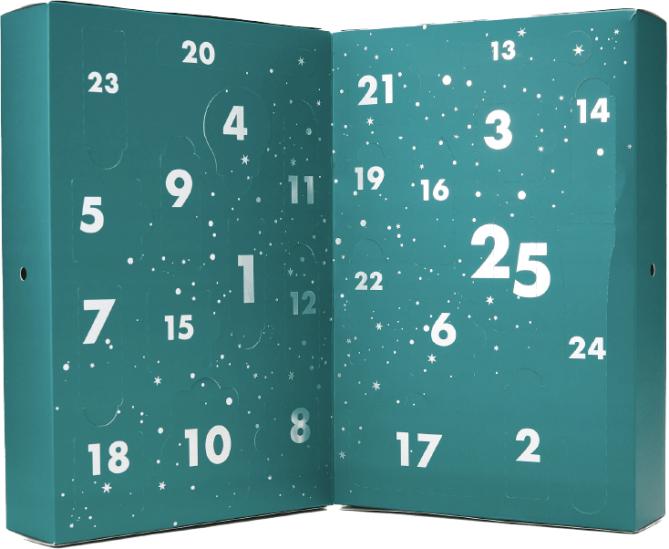 25 Days of Mani Magic Advent Calendar