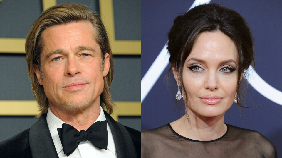 Brad Pitt Is Suing Angelina Jolie Again For This 'Vindictive' Move After Their Divorce | StyleCaster