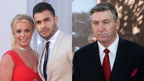 Britney Spears' Dad Is Already 'Finding a Lawyer' For Her Prenup After She Got Engaged   StyleCaster
