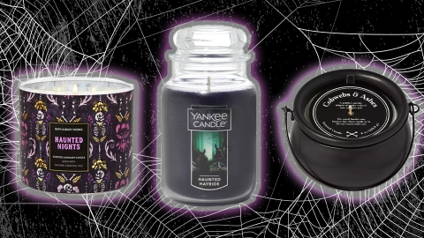10 Halloween Candles You Can Burn All The Way To October 31 | StyleCaster