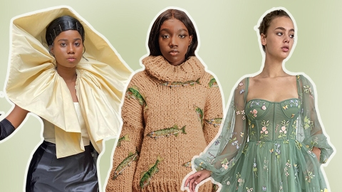 3 Designers Determined To Take Over Fashion In 2022 | StyleCaster