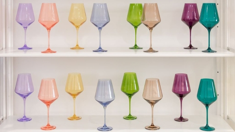 You Can Now Buy Estelle Colored Glass At Nordstrom | StyleCaster