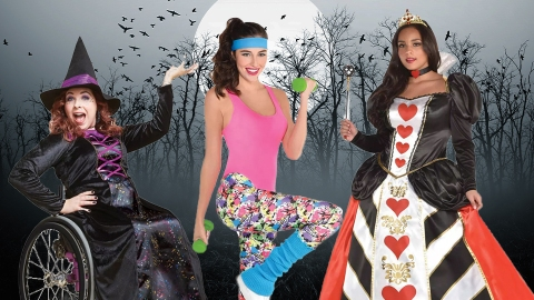 Kinda Obsessed With Target's Halloween Costume Selection | StyleCaster