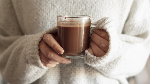 Pumpkin Spice Hot Cocoa Bombs Are An Explosion Of Fall Flavor | StyleCaster