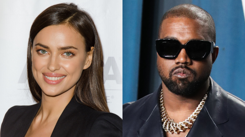 Irina Shayk Revealed if There Was Ever 'Something There' With Kanye Amid Rumors They Dated | StyleCaster