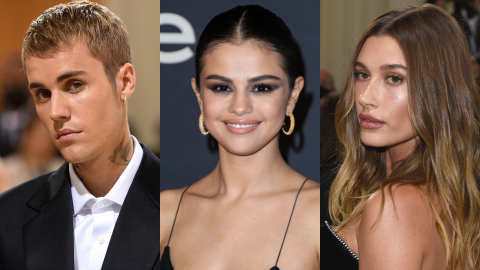 Justin & Hailey Were Bullied by Fans Who Chanted His Ex Selena's Name at the Met Gala | StyleCaster