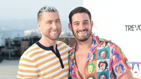 Lance Bass & His Husband Just Welcomed Their 1st Kids After Years of Failed IVF Treatments | StyleCaster