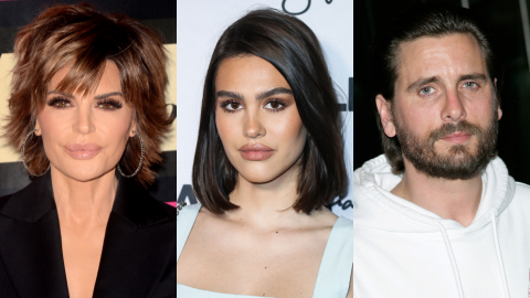 Lisa Rinna Was 'Never a Fan' of Her Daughter's 'Toxic' Relationship With Scott Disick | StyleCaster