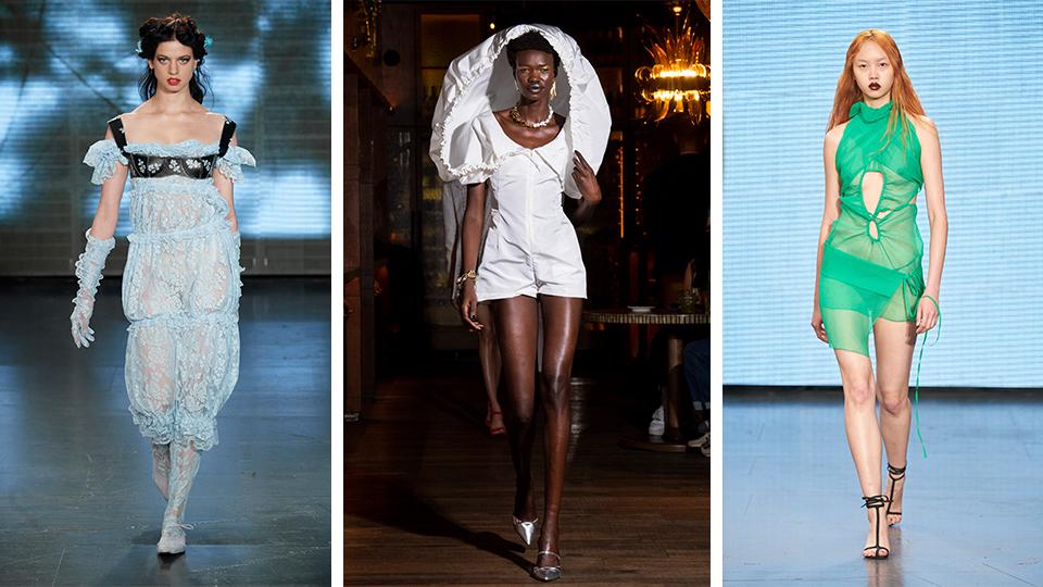25 London Fashion Week Looks I'll Be Thinking About All Season
