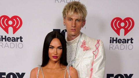 Here's the Truth About Rumors Megan Fox & MGK Are Engaged After She Was Seen With a Ring | StyleCaster