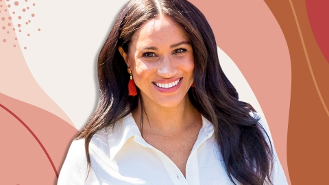 Meghan Markle Chose A White-Hot Look For Her 'TIME' Magazine Cover | StyleCaster