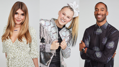 The 'DWTS' Cast Is Here & It Includes Olivia Jade, JoJo Siwa & So Many More Celebs   StyleCaster