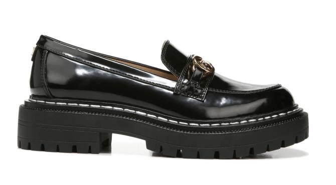 STYLECASTER |  Platform Loafers