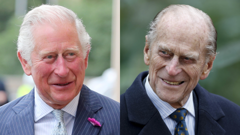 Prince Philip's Last Words to His Son Charles Were Just Revealed & They're So Dark | StyleCaster