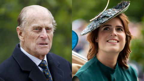 Eugenie Just Revealed the Last Gift Philip Gave Her Before His Death—He Made it Himself | StyleCaster