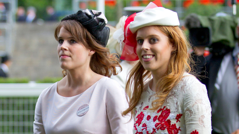 Here's Why Princess Beatrice's Baby Will Have a Royal Title—But Eugenie's Son Won't | StyleCaster