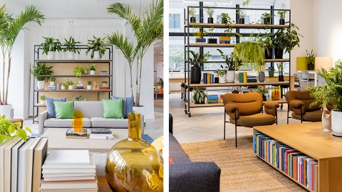 SaksWorks Puts A Chic New Spin On The Future Of Co-Working Spaces | StyleCaster
