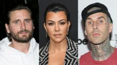 Scott Just Unfollowed Kourtney & the Kardashians After He Dissed Her & Travis