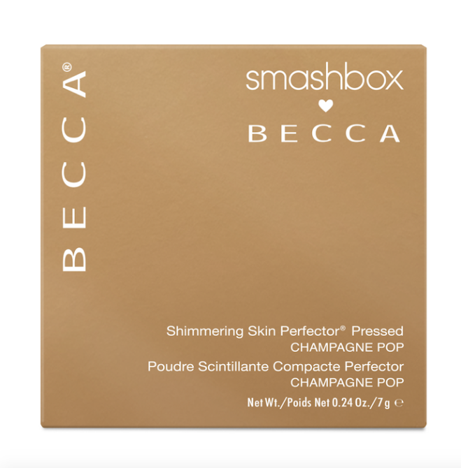 smashbox becca champgane pop