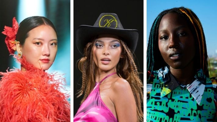 6 Beauty Trends of NYFW Spring 2022 You're About to See Everywhere