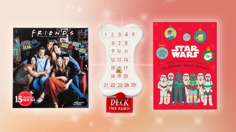 10 Target Advent Calendars For Every Person On Your 'Nice' List   StyleCaster