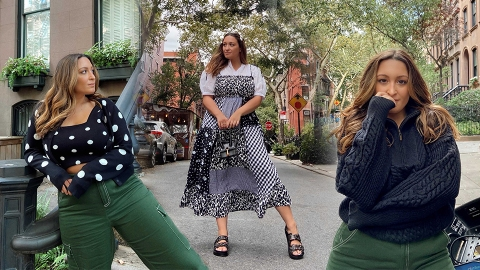 Here's What Target's Fall Designer Collection Look Like On A Real Person | StyleCaster
