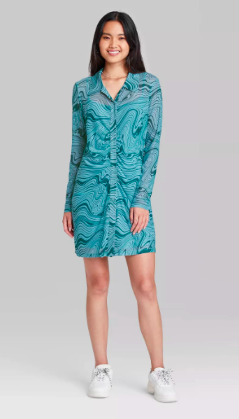 target wild fable dress