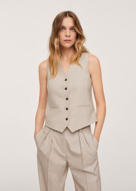 STYLECASTER | Vest Trend
