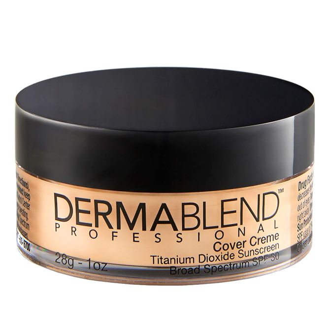 Dermablend Cover Creme Full Coverage Cream Foundation with SPF 30
