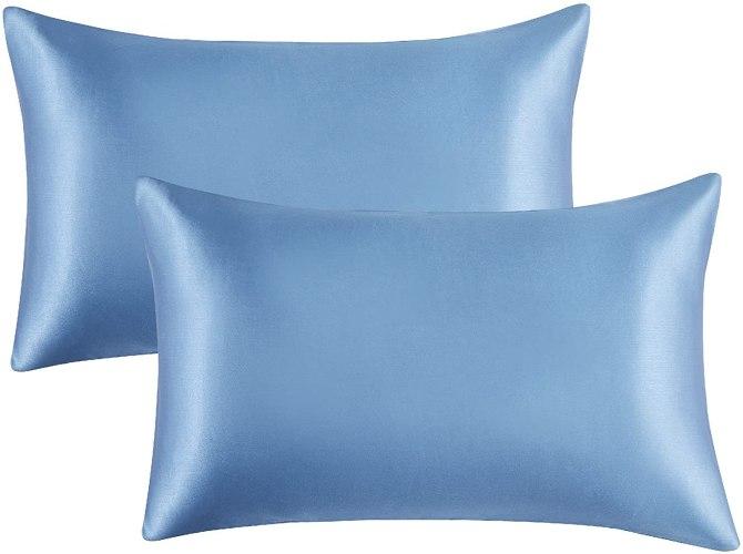 Bedsure Satin Pillowcase Set