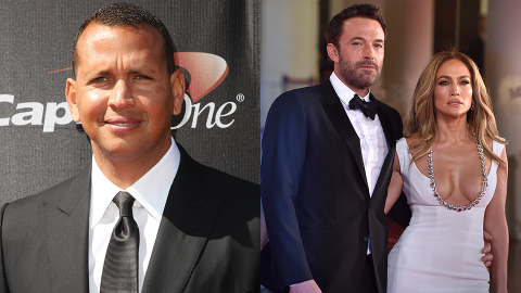 A-Rod Just Got Trolled by a Fan Who Said J-Lo 'Left' Him For Ben Affleck | StyleCaster