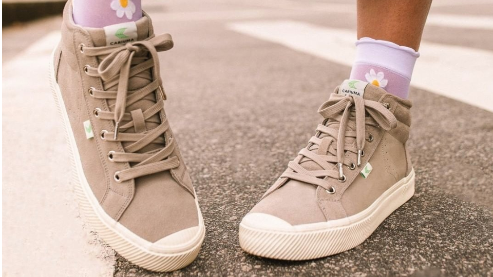I Tried The Sustainable Sneakers That A-Listers Love & Now I Know Why Celebs Can't Stop Wearing Them