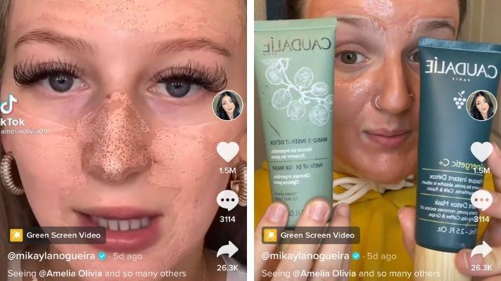 This Clay Mask Is Going Viral on TikTok for the Way It Clears Pores and Draws Out Oil