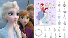 These Disney Advent Calendars Include 'Frozen' Charms & Ornaments Like Cinderella's Slipper