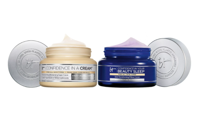 IT Cosmetics Confidence In Your Day This It Cosmetics Bundle Includes a Beginner Friendly Retinol for Super Cheap