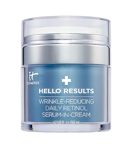 IT Cosmetics Hello Results Daily Retinol Serum This It Cosmetics Bundle Includes a Beginner Friendly Retinol for Super Cheap