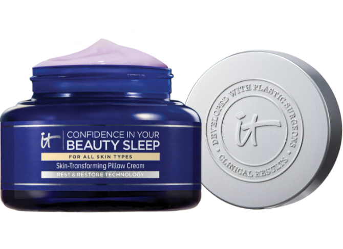 IT Cosmetics Super Size Confidence in Your Beauty Sleep This It Cosmetics Bundle Includes a Beginner Friendly Retinol for Super Cheap
