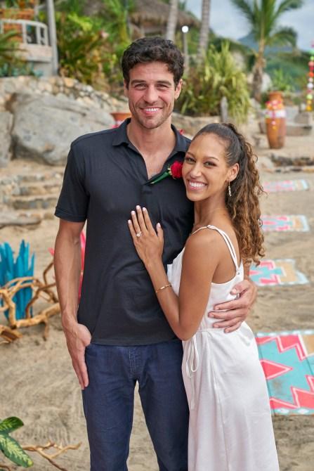 "Joe, Serena P. ""Bachelor in Paradise"" 2021"