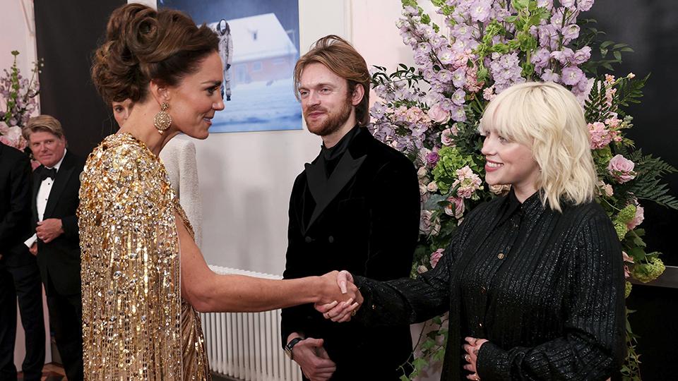 Kate Middleton, Billie Eilish