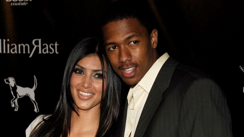 Nick Cannon Claims Kim Kardashian 'Broke' His 'Heart' After She Lied About Her Sex Tape   StyleCaster