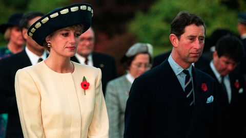 Princess Diana Allegedly Cheated on Prince Charles 'First' Before His Affair With Camilla | StyleCaster
