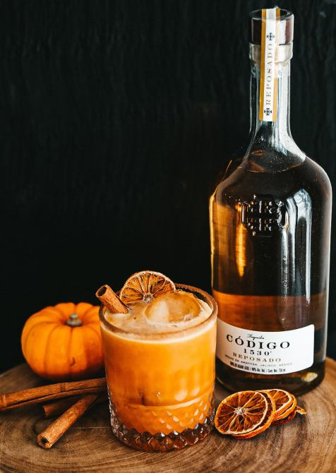 STYLECASTER   Fall Cocktail Recipes